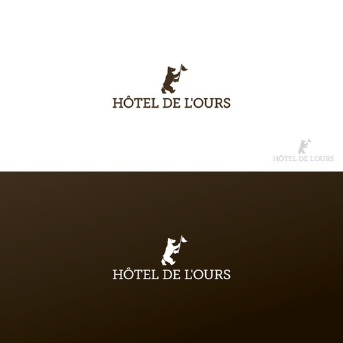 logo for Hôtel de l'Ours
