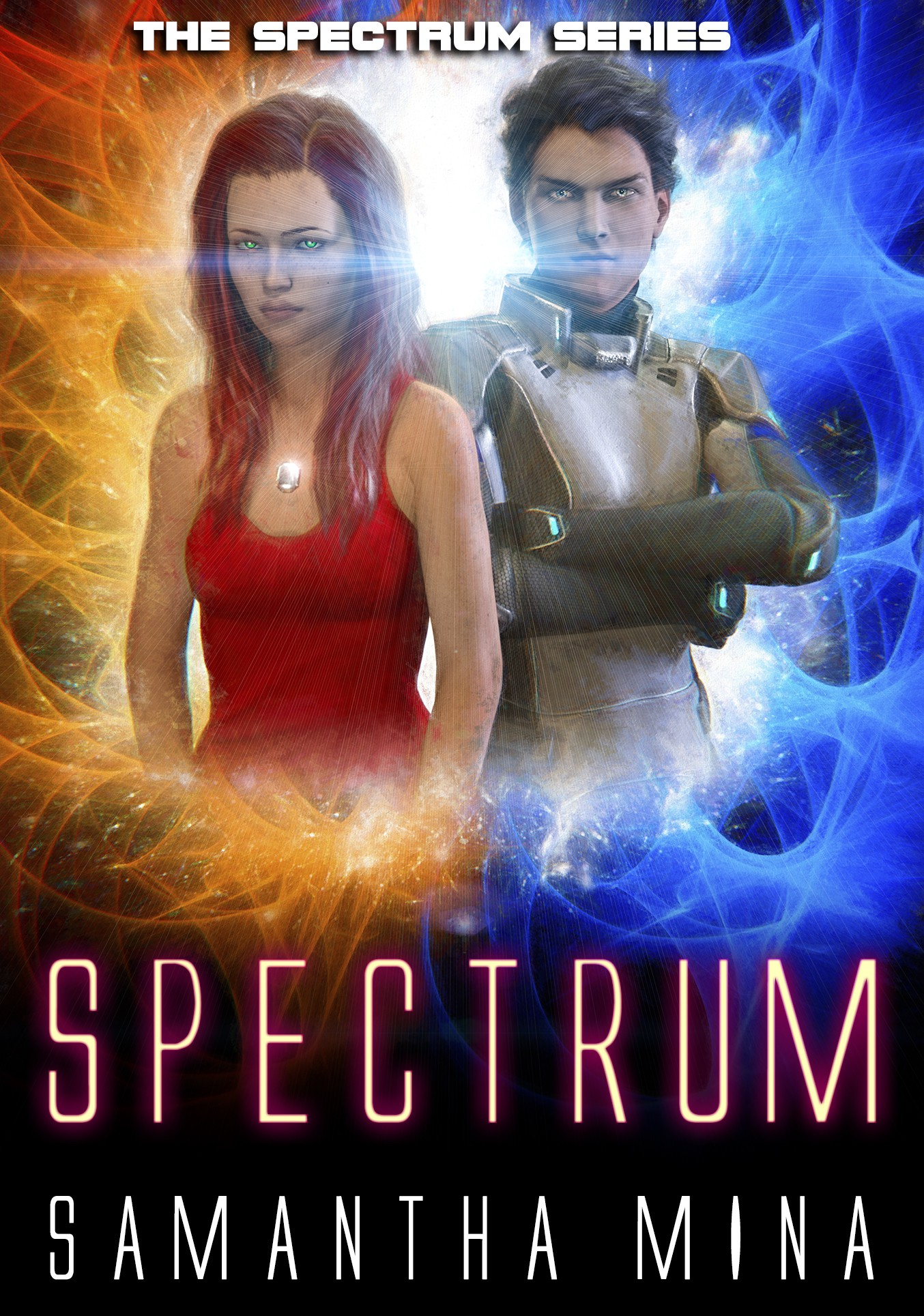 Cover Art for Dystopian Young Adult Novel With Large Fan Base