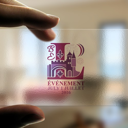 logo for be evenement