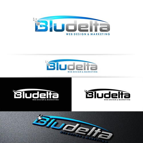 Help Bludelta with a new logo