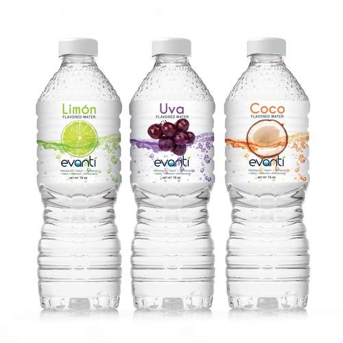 Evanti (Flavored water)