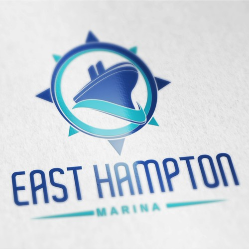 Get Naut-y-cal and create a logo for East Hampton Marina!