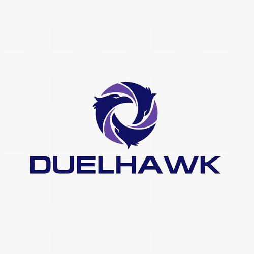 duel hawk logo