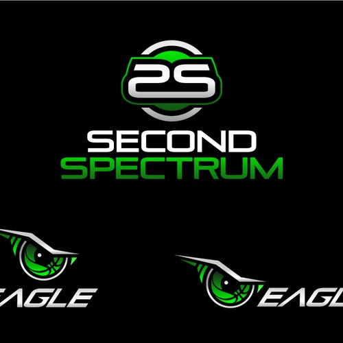 Second Spectrum/Eagle Eye Logo Design