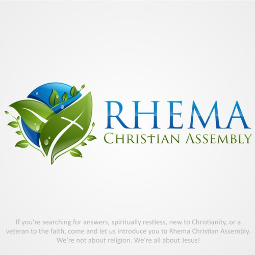 Help Rhema Christian Assembly with a new logo