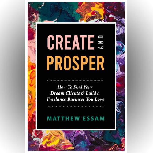 Book cover for creative freelancer