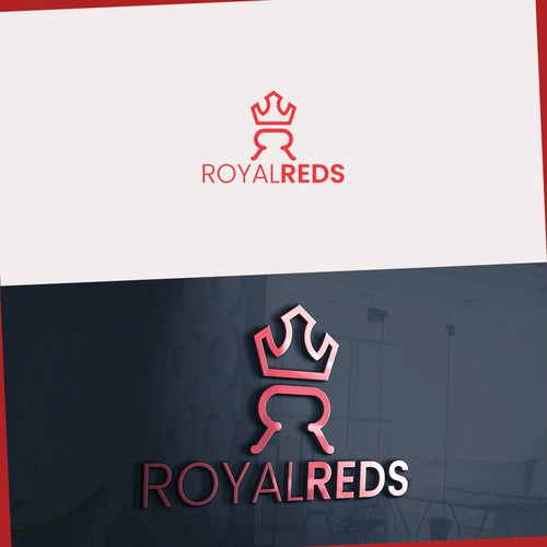 Logo Design For Royal Reds