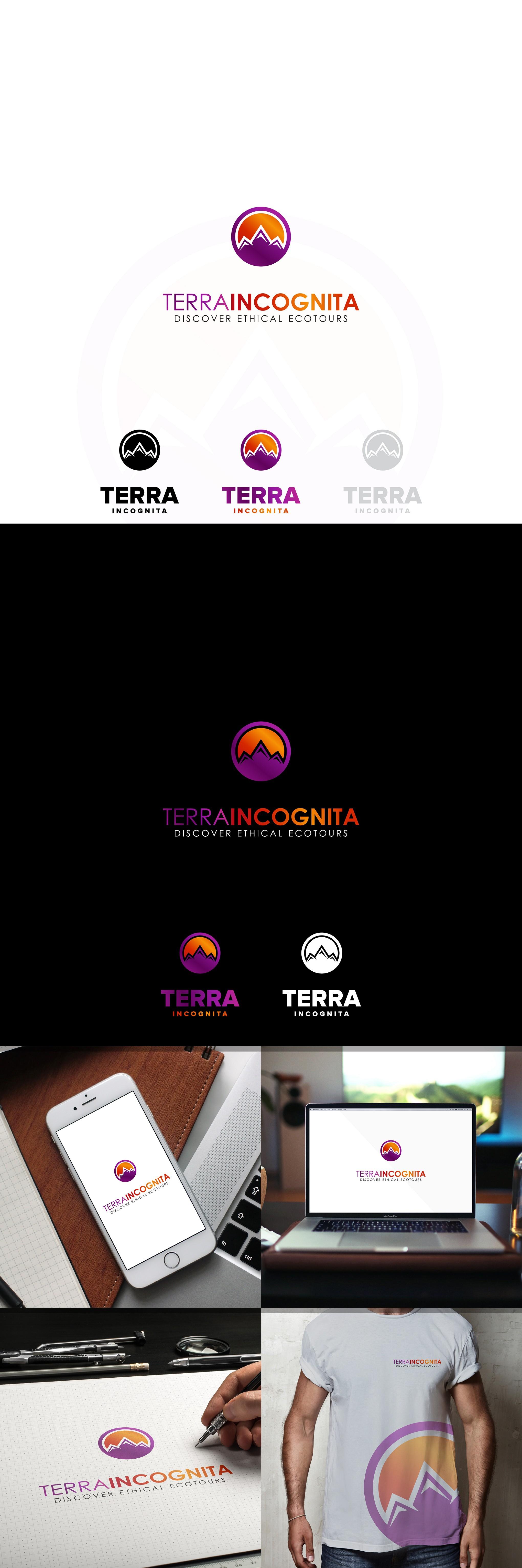 Logo for a new social enterprise that promotes ecotourism