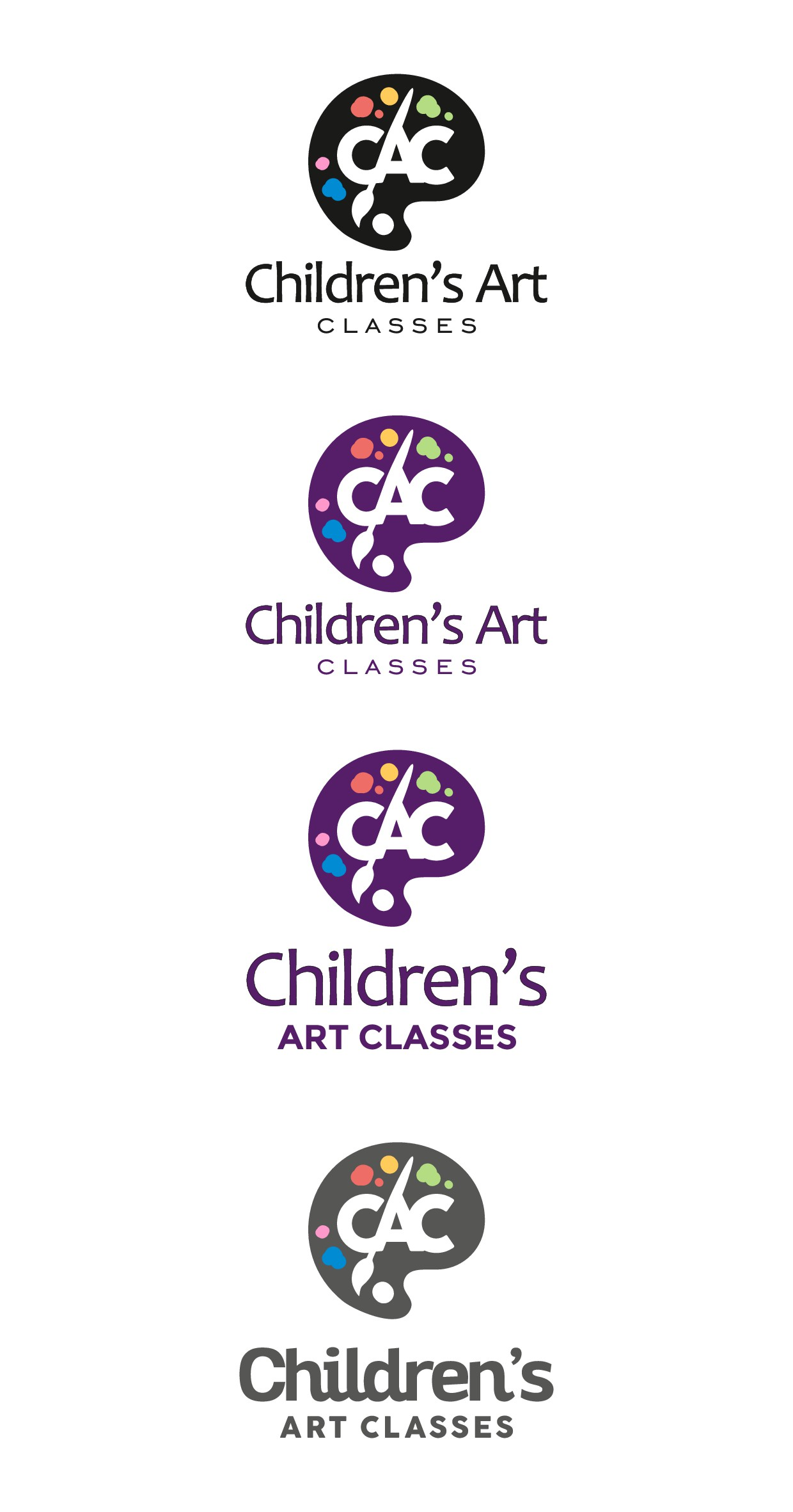 Awesome Designer Opportunity- Brand an Art School for Kids!