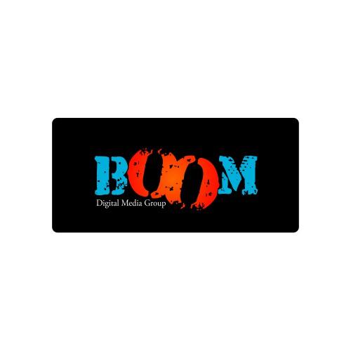 New Logo for Boom Digital Media Group