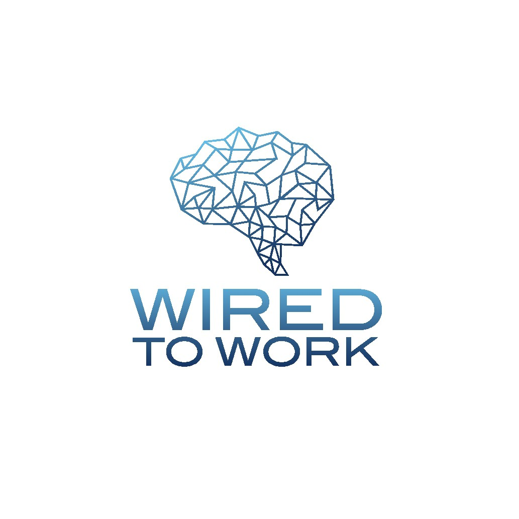 Shift what's possible --  New logo for Wired to Work.