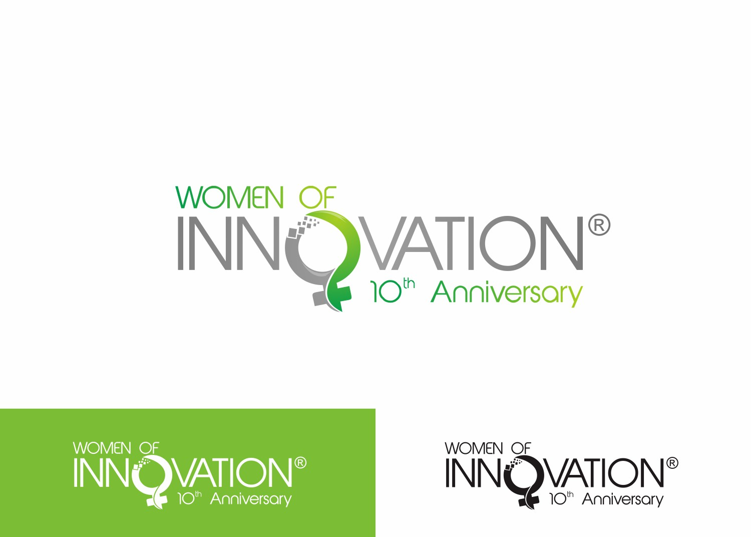 Help Women of Innovation(r)  with a new logo