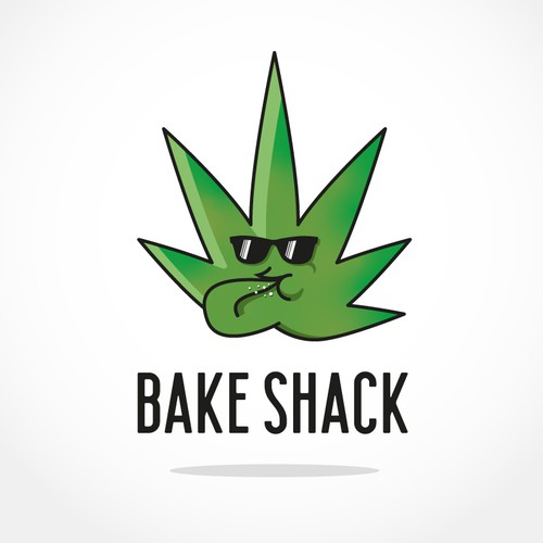 "Proposed ""Bake shack"" logo"