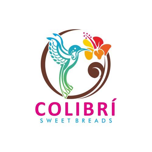 Concept logo for Colibri