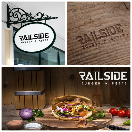 Design a fresh & friendly Logo for a Take Away Restaurant