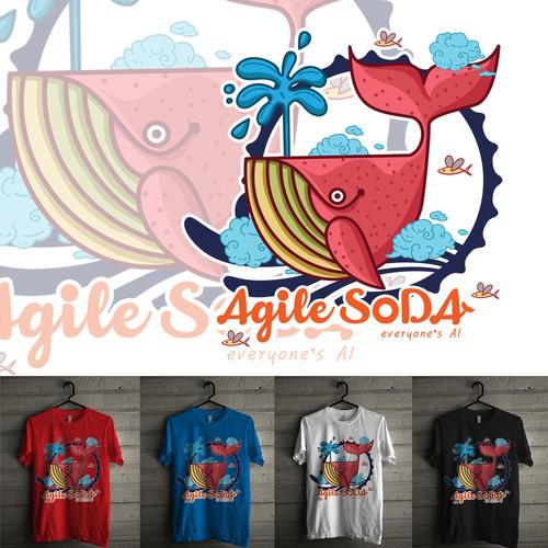 Agile Soda Tshirt Contest