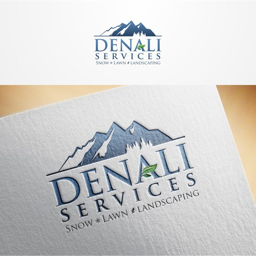 Denali Services of Alaska Logo