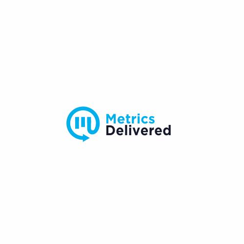 Logo design for Metrics Delivered