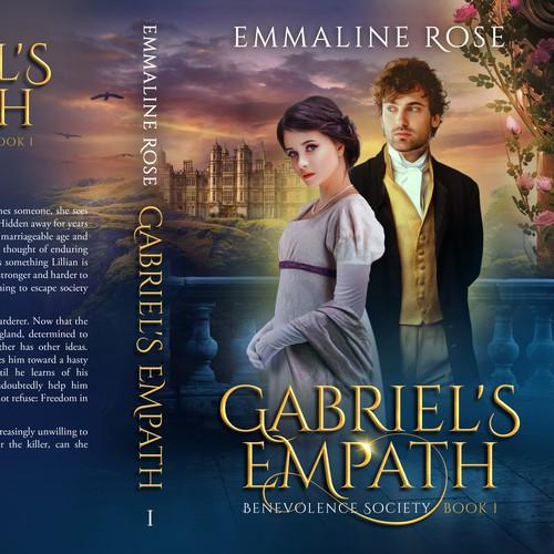 Gabriel's Empath - Fantasy Regency Romance