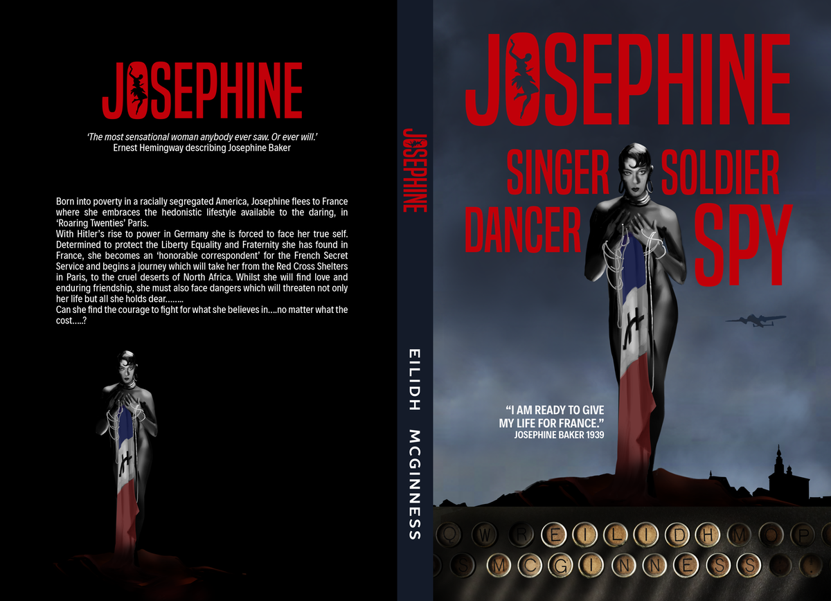 JOSEPHINE, SINGER DANCER SOLDIER SPY