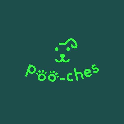 Fun logo for doggy bag company