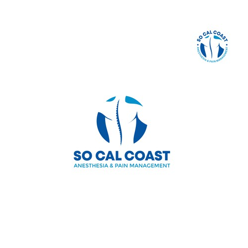 Logo concept for So Cal Coast