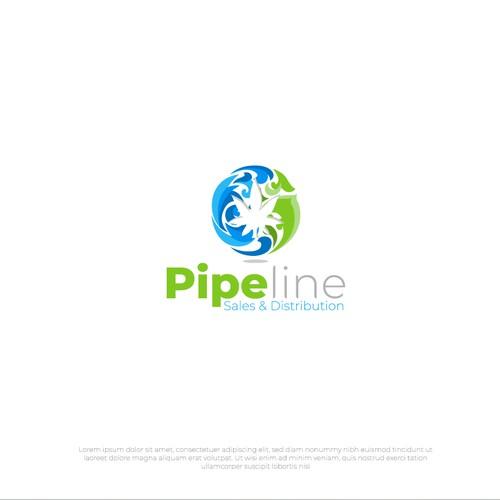 Logo concept Cannabis