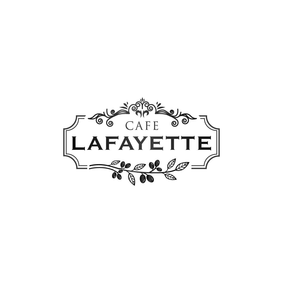 "Design a ""classic french style"" cafe logo for Cafe Lafayette"
