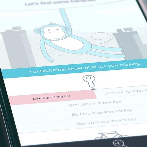 Bluchimp app