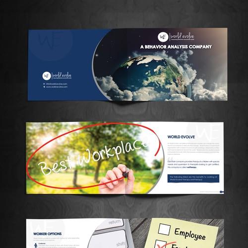 World Evolve Booklet