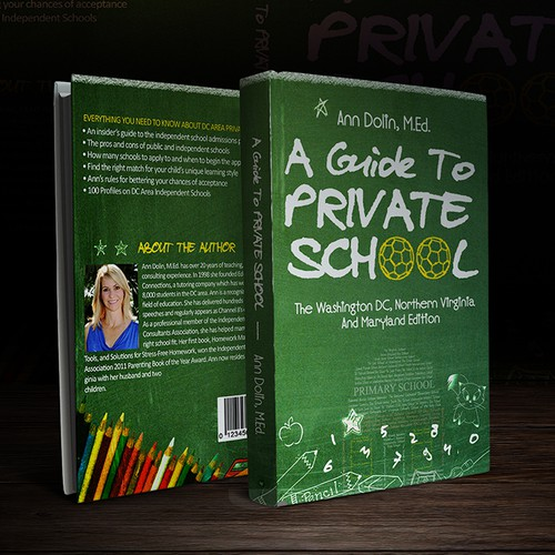 Educational Book Cover