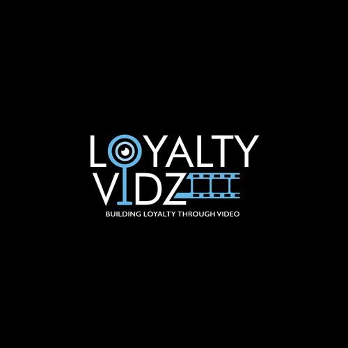 Loyalty Vidz Logo Concept