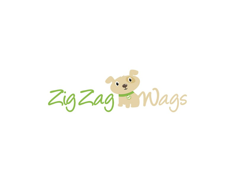 ZigZag Wags Needs a Fun New Logo!