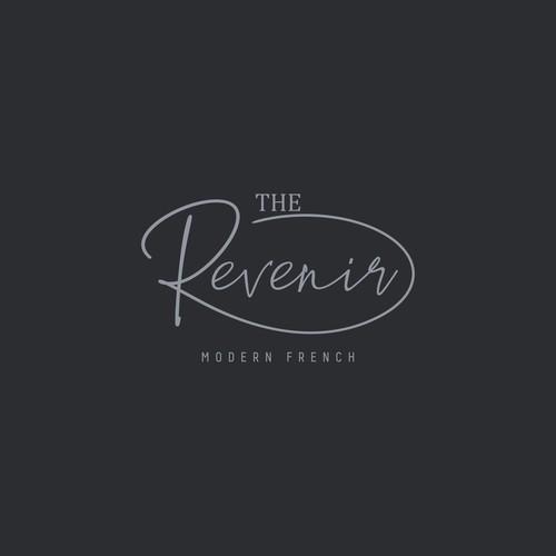 Logo design for The Revenir