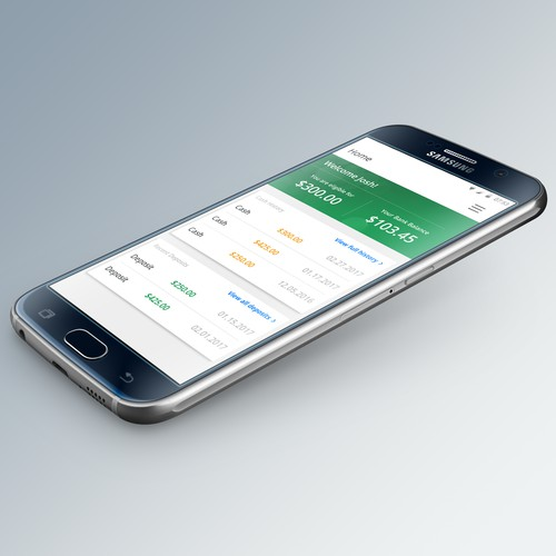 Simple and User Friendly App to get a quick loan