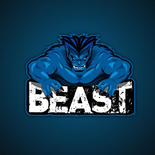 Logo for a sport team