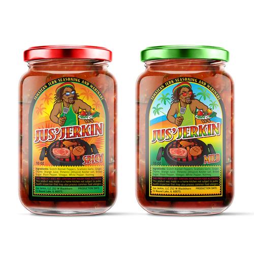 Jamaican Jerk Seasoning and Marinade