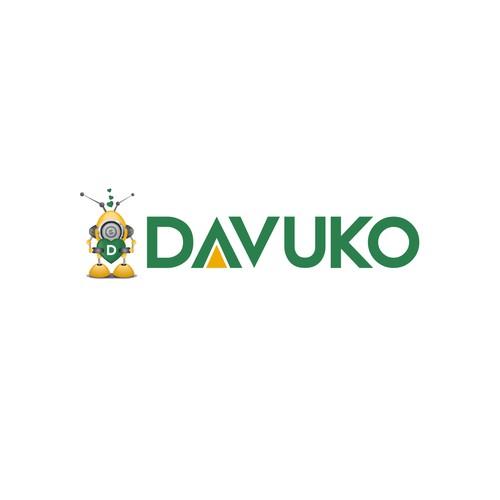 Davuko Logo Design