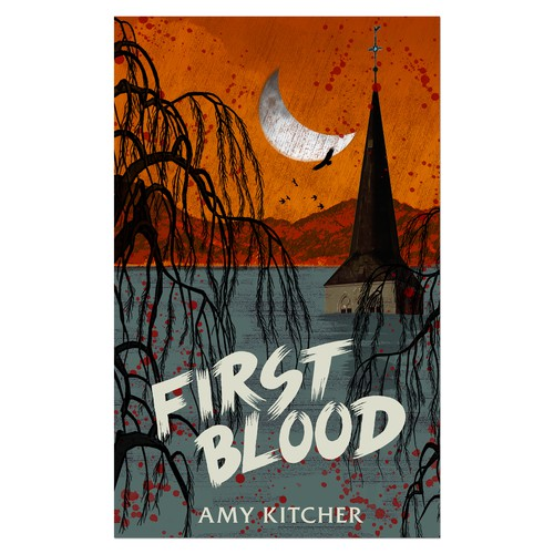 First Blood Front Cover