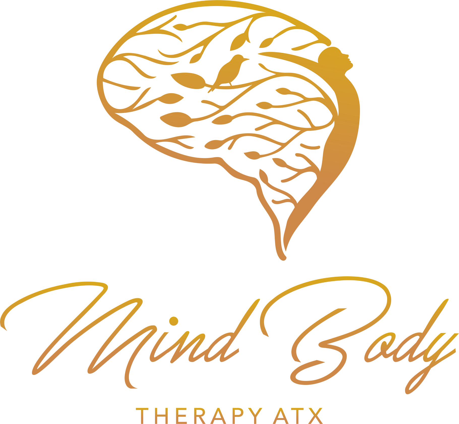Need an impactful modern logo illustrating the mind-body connection
