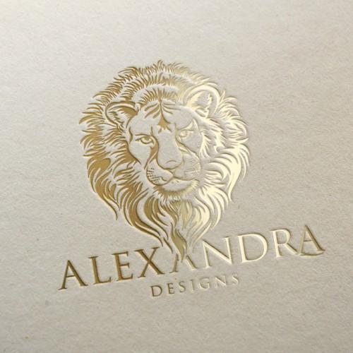 Sophisticated logo for interior design