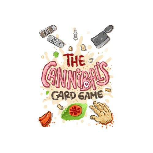 The cannibal's card game