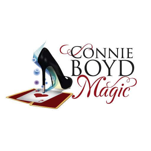 logo for Connie Boyd Magic