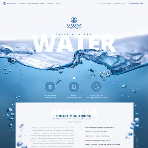 Water Measurement Technology