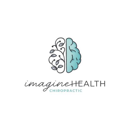 Modern Logo Design for Brain Based Chiropractic Office