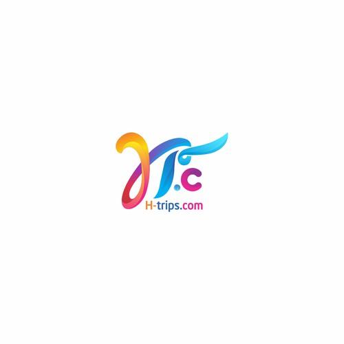 initial logo HTC