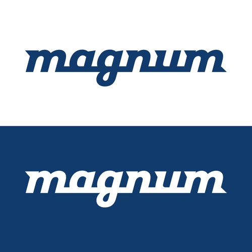 Electric Bike Logo for Magnum Bikes