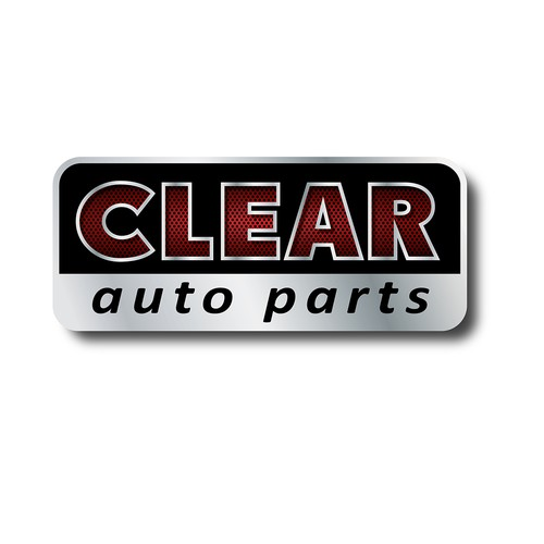 Clear auto parts
