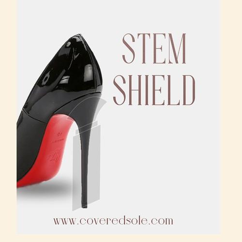 Luxury Packaging For High Heel Protector Brand