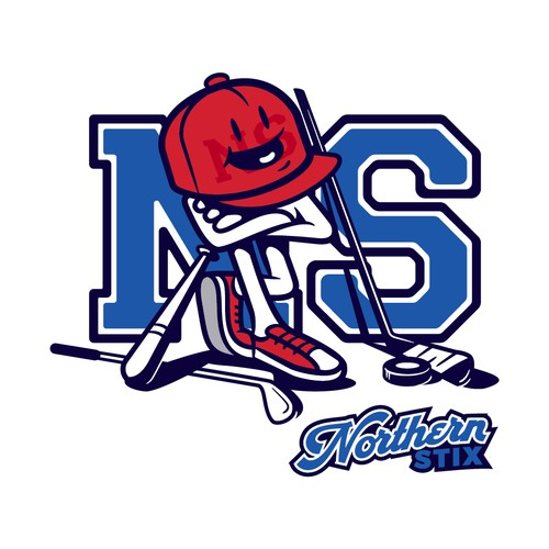 Northern STIX - Mascot